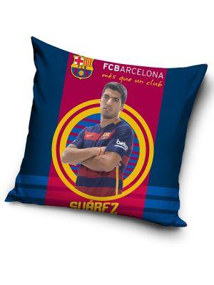 FC Barcelona Suarez Target Cushion