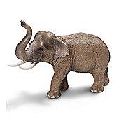 Schleich Asian Elephant Male
