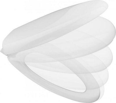 Sanwood Capri Toilet Seat - White