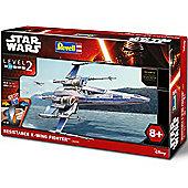 Revell Star Wars Resistance X-Wing Fighter Episode Vii Easykit - 06696