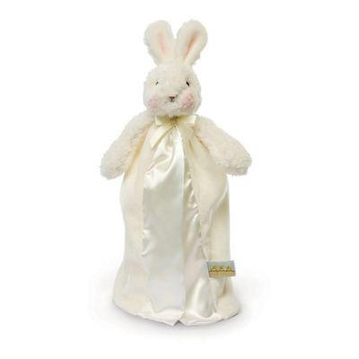 Baby Comforter- White Bunny Buddy, Baby Comforters, Baby Gifts, Baby Comforter Blankets, Baby Soother