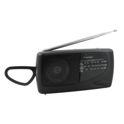 Lloytron 3 Band Portable Sports Radio