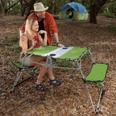Kelsyus Sit Ogo Table in Green