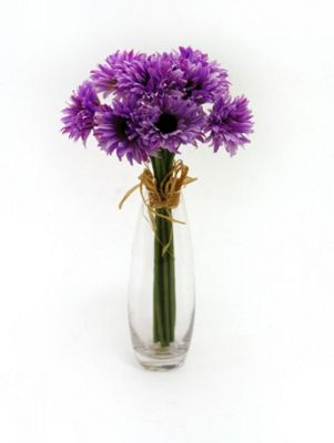 Artificial - Daisy Bundle - Lilac
