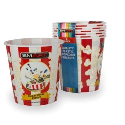 SMART Large Popcorn Buckets