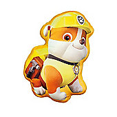 Paw Patrol Character Cushion - Rubble