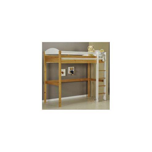 Verona Maximus Highsleeper Bed Frame - White