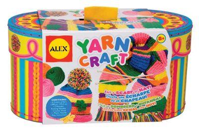 Alex Yarn Craft Set