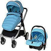 iSafe Marvel Limited Edition Travel System (Surf Blue)