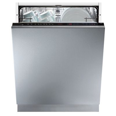 CDA WC371 Fully Integrated Intelligent 60cm 9 Programme Dishwasher & delay timer