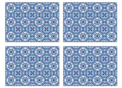 iStyle Moroccan Tiles Placemat Set of 4