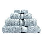 Catherine Lansfield Zero Twist Towel - Blue