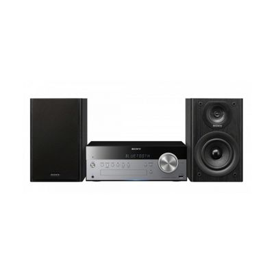 Sony CMTSBT100B CD All-in-One Audio System with Wireless streaming & DAB Radio