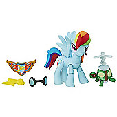 My Little Pony Guardians of Harmony Figures - Rainbow Dash