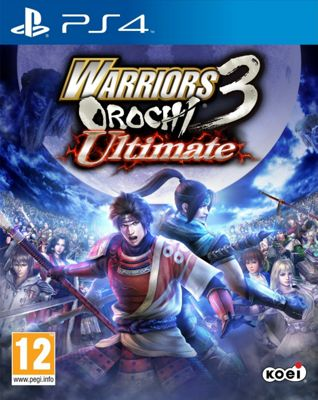 Warriors Orochi 3 Ultimate (PS4 )