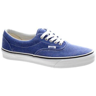 Vans Era (Distressed) Classic Blue One Shoe NKO5HQ