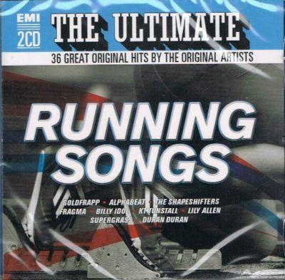 Ultimate Hits Running Songs (2CD)