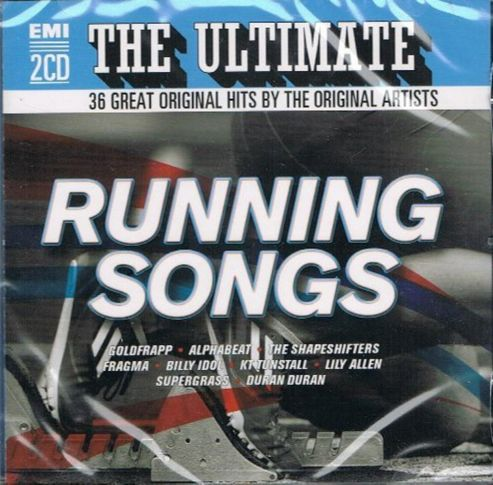 Ultimate Hits Running Songs (2CD)