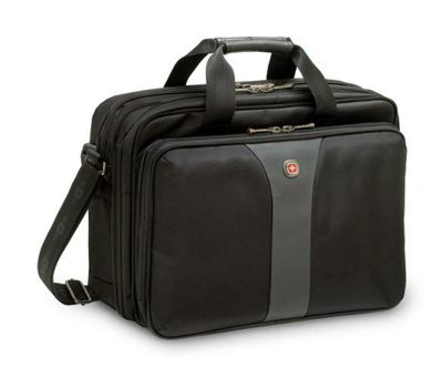 Wenger WA-7652-14 Legacy 16 Inch Double Laptop Case