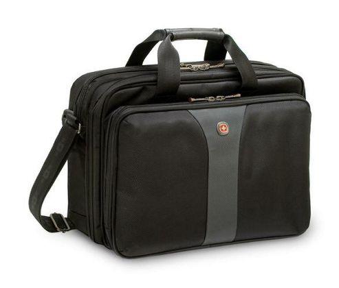 Wenger WA-7652-14 Legacy 16 Inch Double Laptop Case