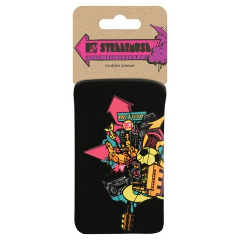 MTV Battle Mobile Sleeve for iPod Touch/iPhone & Smartphone