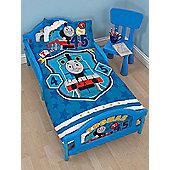 Thomas & Friends Patch Junior Toddler Bed - Foam Mattress