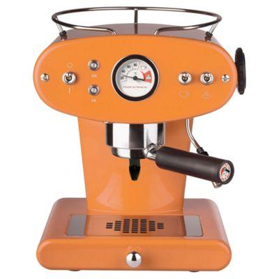 Francis Francis X1 Espresso Coffee Machine - Orange