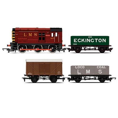 HORNBY Train Pack R3488 Diesel Freight - Railroad