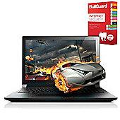 "Lenovo B50-45 MCD3DUK 15.6"" Laptop With BullGuard Internet Security"
