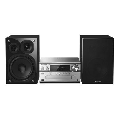 PANASONIC-SCPMX152BEBS Smart Networking Micro HiFi System with DAB+ and FM Tuners