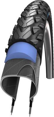 Schwalbe Marathon Plus Tour Tyre: 26 x 2.00 Reflex Wired. HS 404, 50-559, Performance Line, SmartGuard