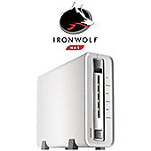 QNAP TS-112P/4TB-IW 1-bay 4TB (1x4TB Seagate IronWolf) Network Attached Storage