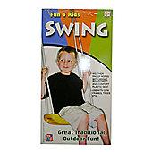 Fun 4 Kids - Plastic Swing Seat