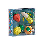 Tinc Scented Erasers (set of 4) - Fruit