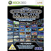 Sega Mega Drive Ultimate Collection - Classics - Xbox-360