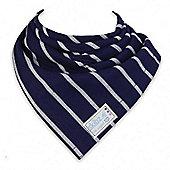 Skibz Bandana Dribble Bib (French Stripe)