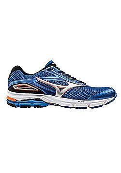 Mizuno Wave Legend 4 Mens Running Shoes - Dress Blues - Navy