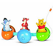 Winnie the Pooh Spin and Play Acorn Train