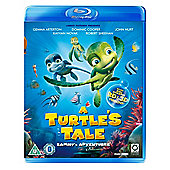 A Turtle'S Tale Sammy's Adventures  3D Blu Ray