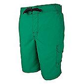 Mountain Warehouse Ocean Mens Boardshorts - Green