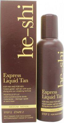 He-Shi Express Liquid Tan 150ml