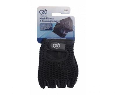 Fitness Mad Mesh Fitness Gloves Large/Xlarge