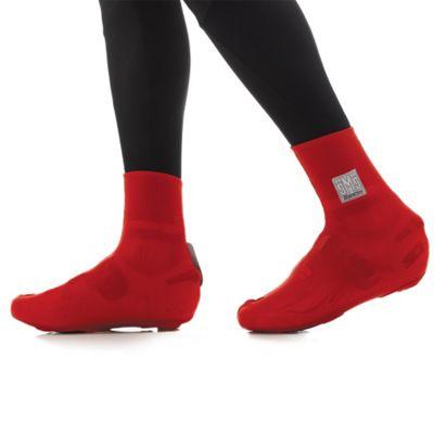SP 302 LYC PEEL - Santini Peel Lycra Overshoe Red One Size