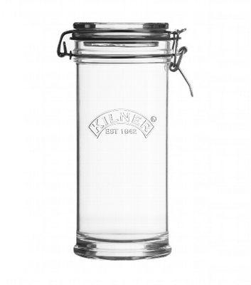 Kilner Signature Clip Top Jar - 1.05 Litres