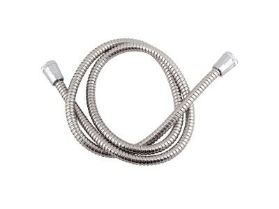 Basic 25364 Cone End Shower Hose Stainless Steel 1.5m
