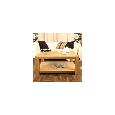 Baumhaus Aston Oak Large Coffee Table