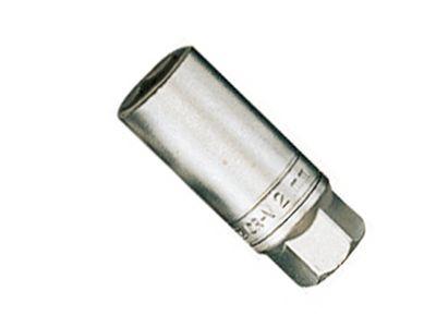 Teng Tools Spark Plug Socket 1/2in Drive 21mm