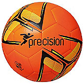 Precision Fusion Training Ball Orange/Black/Yellow Size 4