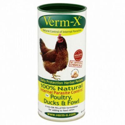 Verm X Herbal Pellets Poultry (250g)