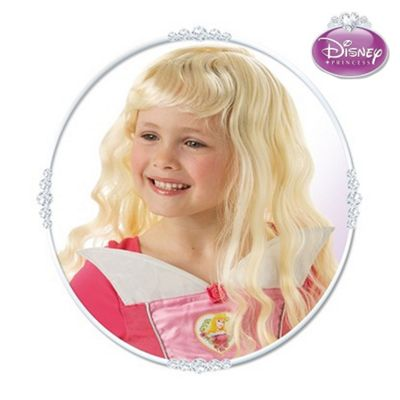 Rubies - Childs Disney Sleeping Beauty Wig
